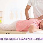 10 avantages incroyables du massage pour les personnes agees 1