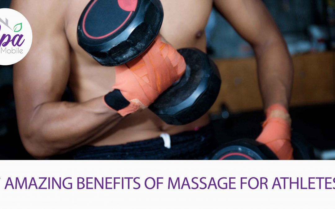 7 Amazing Benefits Of Massage For Athletes