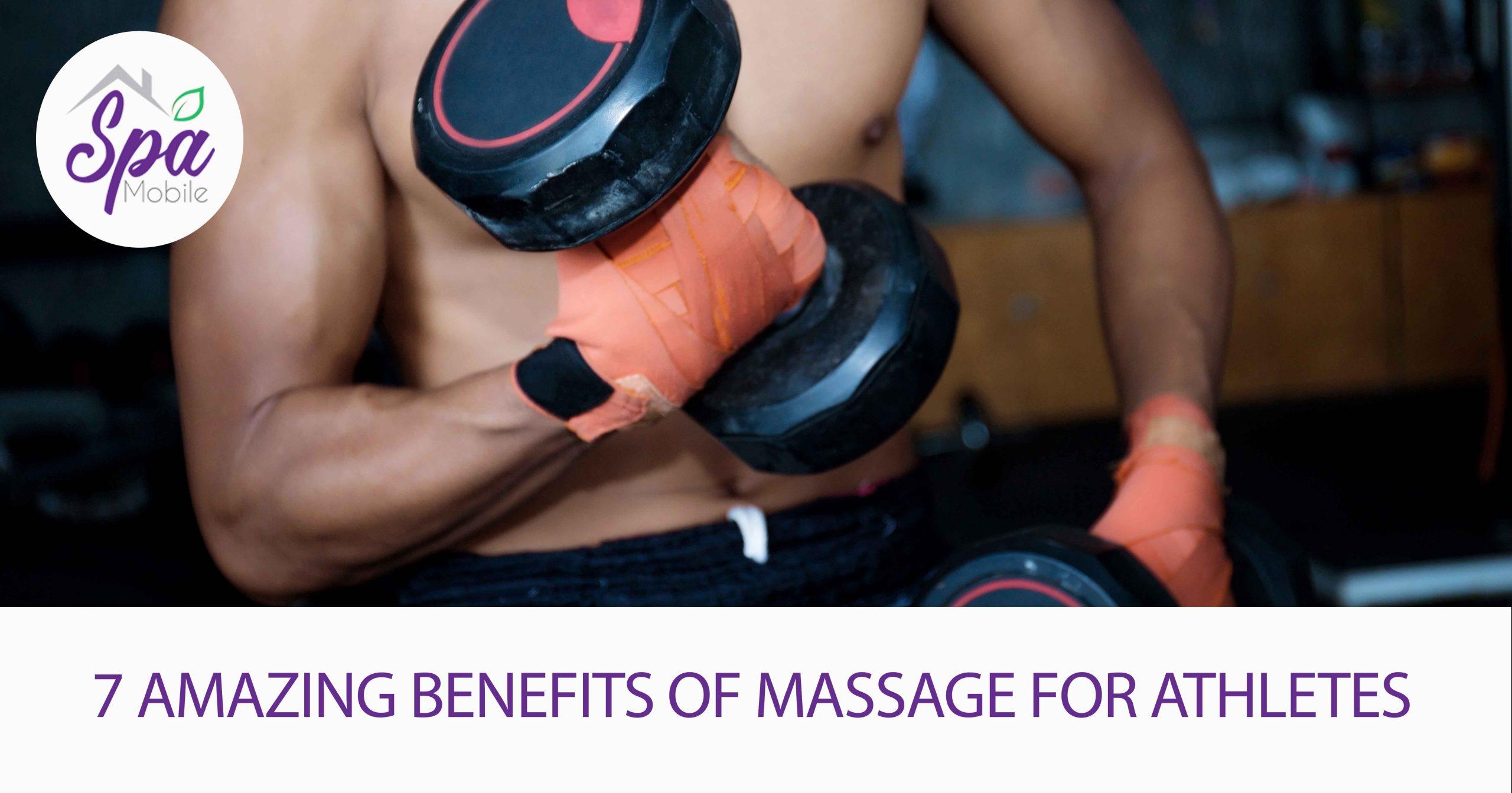 7 Amazing Benefits Of Massage For Athletes