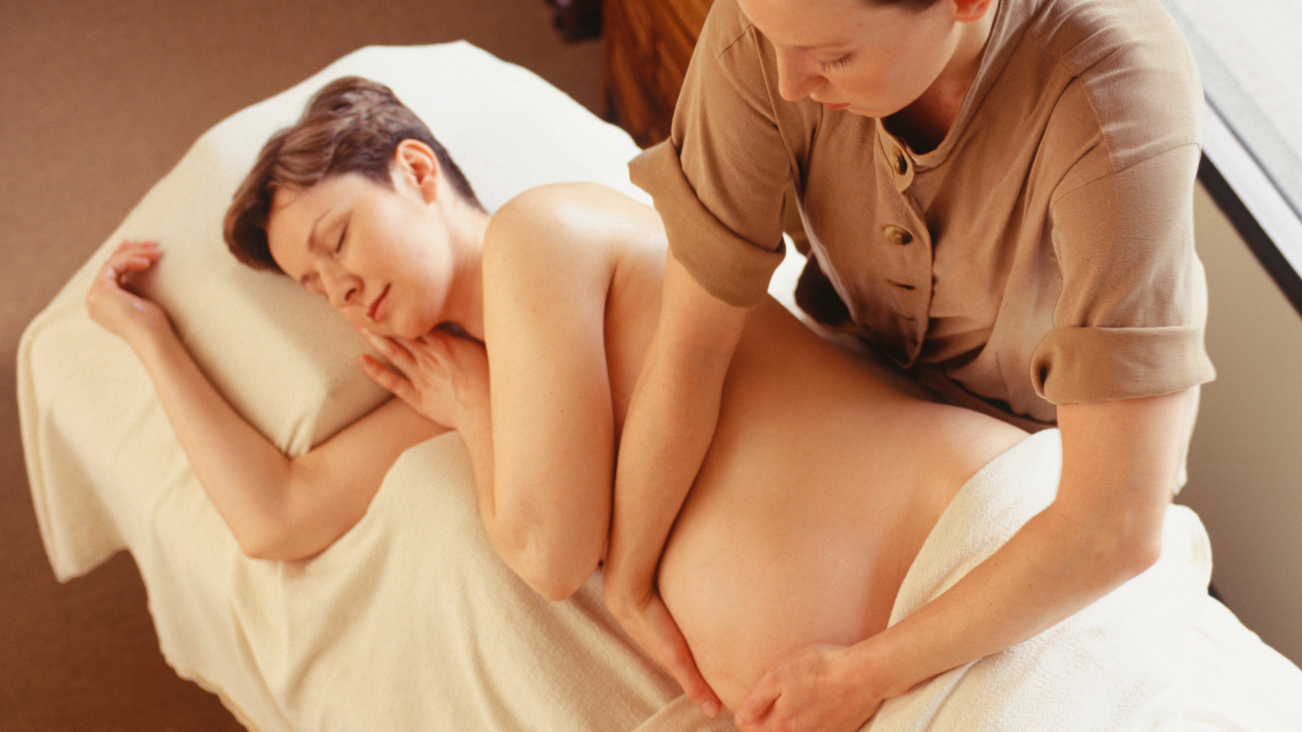 massage during pregnancy 2