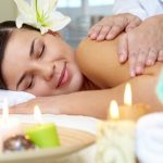 Mental Health, relaxation in Home Massage