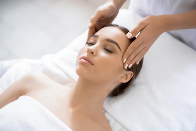 massage spa, tissus profonds