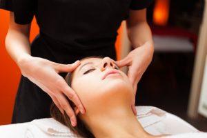 beautiful woman having Swedish massage 53419 4927