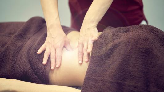 Massage pour perdre du poids