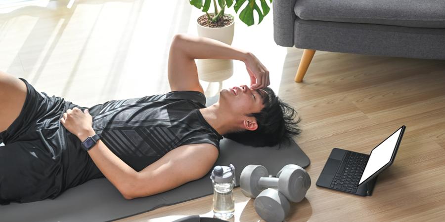 Exercice et massothérapie