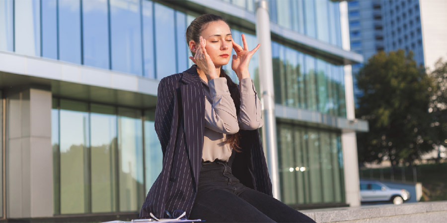 Headache and massage therapy