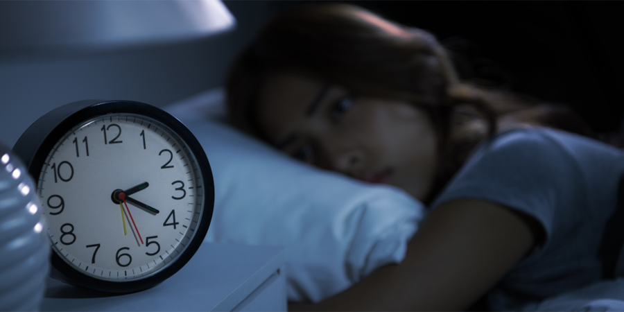 Insomnia and massage therapy