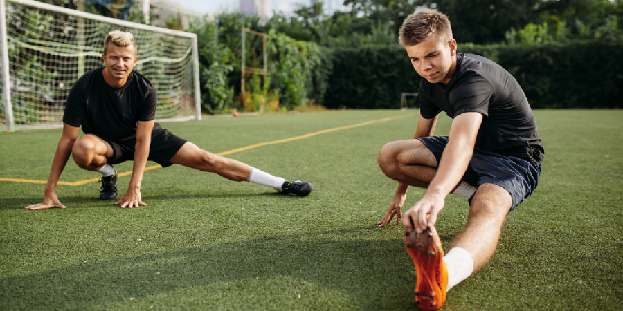 Préparation et massage sportif