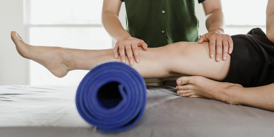 Récupération et massage sportif