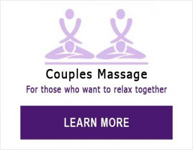 Massage therapy for couples