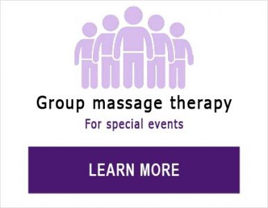 Group massage therapy