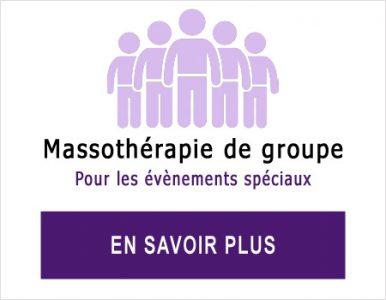 Massothérapie de groupe