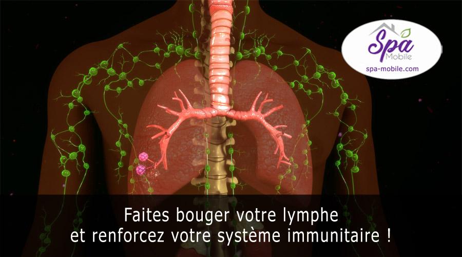 Faites bouger votre lymphe et renforcez votre système immunitaire !